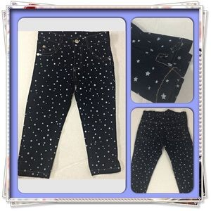 Other - Girls Jeans with Stars size 6